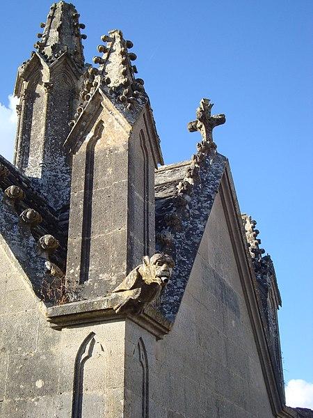 Artel Graveyard - Tomb
