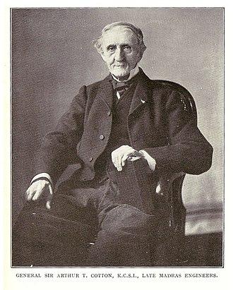 Arthur Cotton - Sir Arthur Cotton