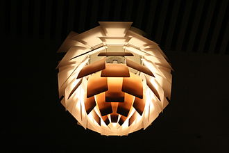 Poul Henningsen - The PH Artichoke lamp (designed 1958)