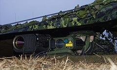 Artillery observer