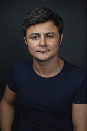 Arturo Castro (Guatemalan actor) - Castro in August 2016