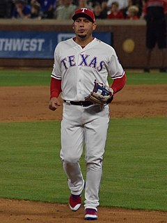Asdrúbal Cabrera Venezuelan-American baseball player