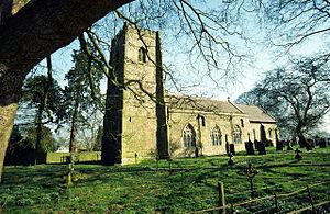 Ashby Magna - Image: Ashby Magna church geograph.org.uk 36533