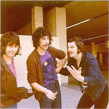 Tony Ashton (R), Kim Gardner (L) and Mick Liber (centre)