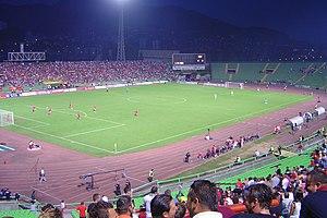 Asim Ferhatović Hase Stadium - Image: Asim Ferhatović Hase Stadium