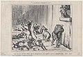 Aspect des rues de Paris depuis..., from Locataires et Propiétaires, published in Le Charivari, October 24, 1856 MET DP876536.jpg