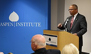 Aspen Institute - Lieutenant Governor of Maryland Boyd Rutherford