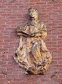 Asten relief Van Eck Koningsplein2.jpg