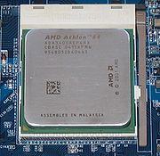 "Athlon 64 3400+ ""Newcastle"" in Socket 754"