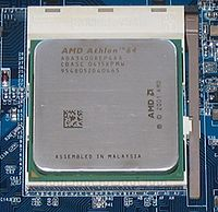 AMD ATHLON 64 PROCESSOR 2800 DRIVERS