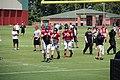 Atlanta Falcons training camp July 2016 IMG 7889.jpg