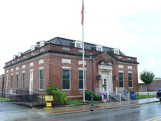 Attalla, Alabama - The U.S. Post Office in Attalla was added to the National Register of Historic Places on June 21, 1983.