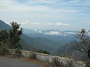 Attappadi - Attappadi Hills of Western Ghat