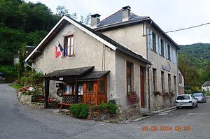 Augirein - Augirein Town Hall