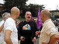 Aurelio Mancuso al Gay Pride di Milano 2008 2 - Foto Giovanni Dall'Orto, 7-June-2008.jpg