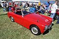 Austin Healey Sprite 1962 Convertible RSideFront Lake Mirror Cassic 16Oct2010 (14690810787).jpg