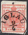 Austria 1850 3Kr Ia IGLAU.jpg