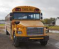 Autobús escolar, Walker, Indiana, Estados Unidos, 2012-10-20, DD 02.jpg