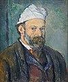 Autoportrait de Paul Cézanne (musée d'Orsay, Paris) (36517884485).jpg