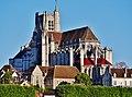 Auxerre Cathédrale St. Étienne viewed from Pedestrian Bridge.jpg