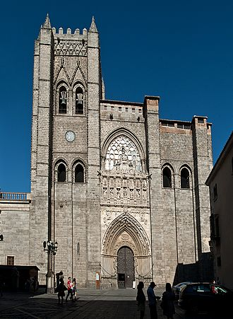 Ávila Cathedral - Ávila Cathedral.