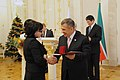 Awarding Tatarstan State Prize in the Field of Science and Technology (2010-12-30) 24.jpg
