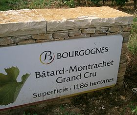Image illustrative de l'article Bâtard-montrachet
