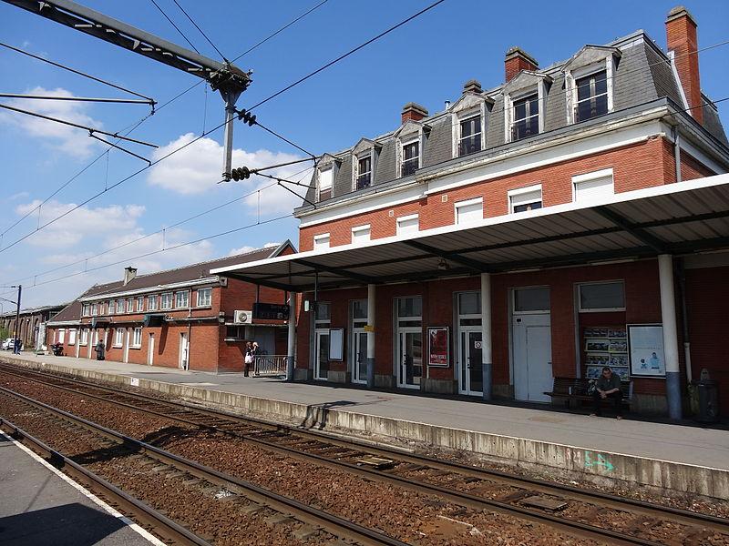 File:Béthune - Gare de Béthune (03).JPG