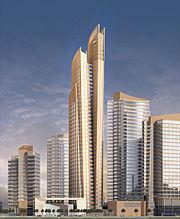 Büro- und Hotelkomplex Katar