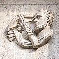 Büro- und Verwaltungsgebäude Von-Werth-Straße 14, Köln-Tierkreis-Reliefs von Willy Hoselmann-0786.jpg