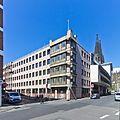 Bürogebäude und Parkhaus WDR Große Budengasse, Ecke Unter Goldschmied -7511.jpg