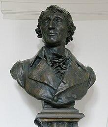 Büste Franz Carl Achards im Zucker-Museum (Quelle: Wikimedia)