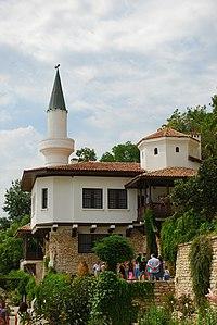 BG TX Balchik queen Maria castle 1.jpg