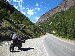 Sobre la moto y a raja pela - 1 part 5