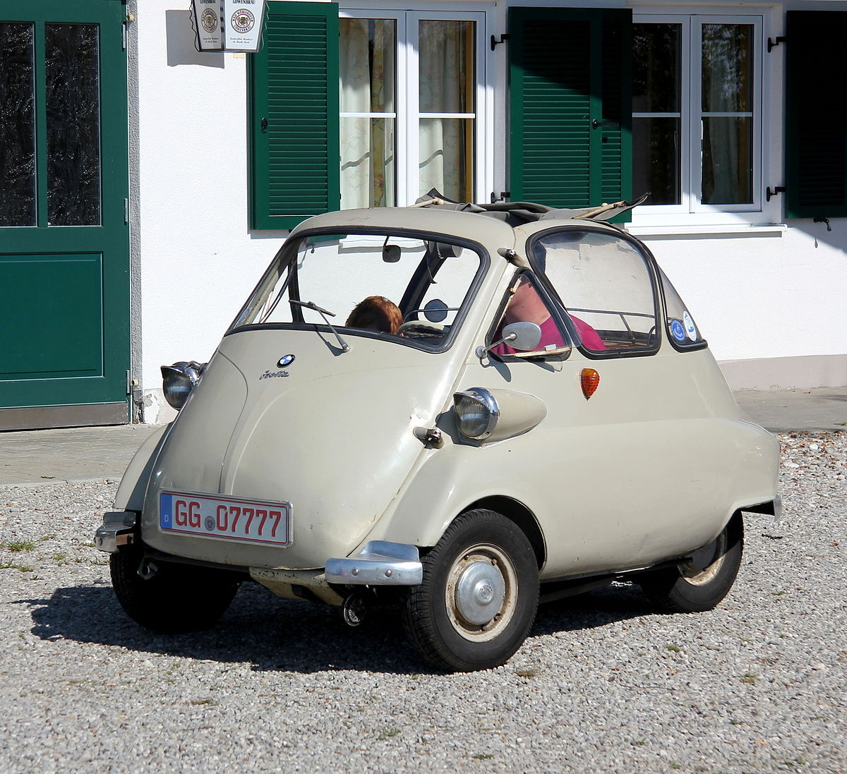 Heinkel Bubble Cars For Sale Uk