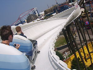 Bobsled roller coaster - Image: BP Bbobsled