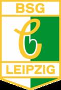 Club coat of arms of the BSG Chemie Leipzig