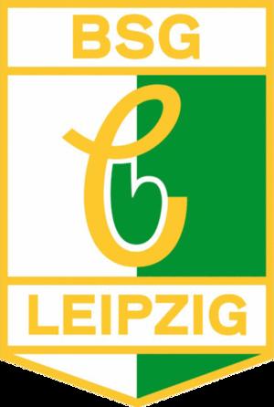 BSG Chemie Leipzig (1997) - Image: BSG Chemie Leipzig 1997