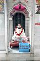 Baba Nasib Singh Ji Sculpture, Sidh Baba Garib Nath Ji Temple.png