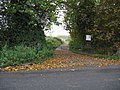 Back gate to the old airfield - geograph.org.uk - 1007586.jpg