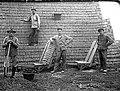 Backsteinmeiler im Niederkasseler Feld ,Ziegel-Neff 1915.jpg
