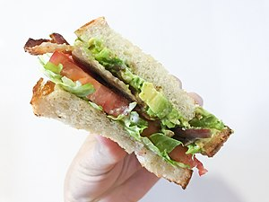 BLT - BLT with avocado