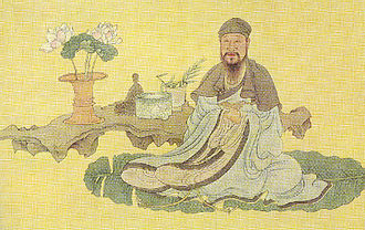 Chinese literature - Bai Juyi (772–846), a famous Tang Dynasty poet and statesman.
