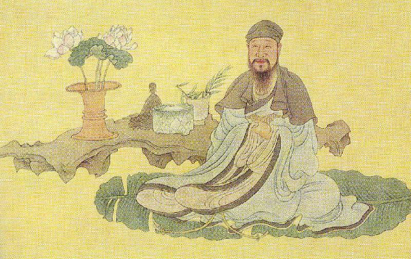 Bai Juyi tang dynasty