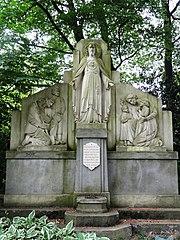 statue du Sacré-Cœur de Jésus-Christ de Bakel