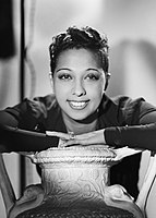 Picture of a band or musician: Josephine Baker