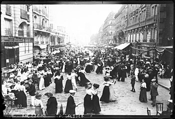 ranska kansallispäivä