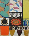 Balkony.Paingting by artist A.Sumar 1958.jpg