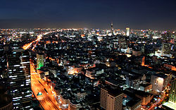 Bangkok at Night