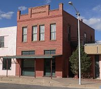 Bank of Portales building from SSW 1.JPG